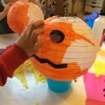 Adding pumpkin features.