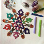Wooden & Acrylic Snowflake Decorating Workshops
