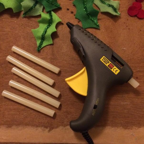 Get the glue gun ready!