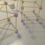 Marshmallow and Spaghetti Structures
