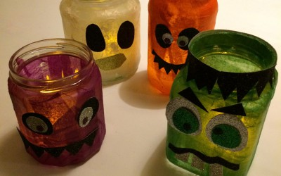 Ghouls, ghosts, pumpkins and monsters, oh my!