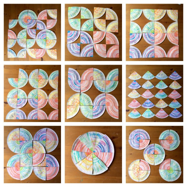 Gallery of circle patterns.