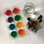 Homemade Watercolour Paints