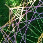 Garden Woven Wheels