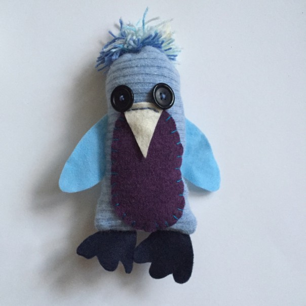 Woolly Jumper Penguin