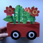 Story & Craft: Oscar's Tower of Flowers